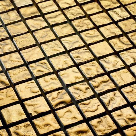 mosaik fliesen 30x30 gold glasmosaik fliesen kristall 30x30 cm mosaik ebay