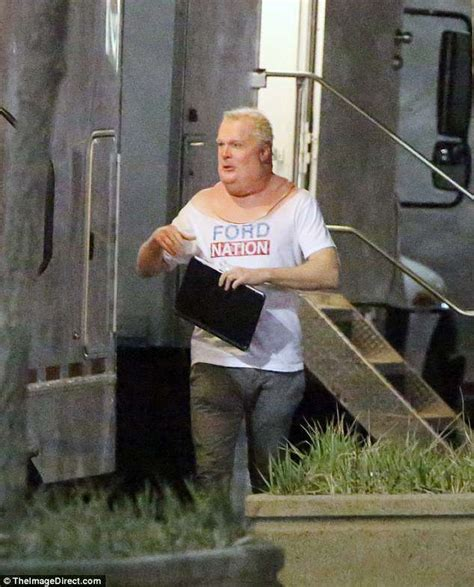 I Run This Town Suit damian lewis is unrecogniseable as rob ford in run this town daily mail