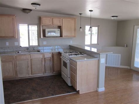 Mobile Homes Kitchen Designs 1000 Ideas About Mobile Home Kitchens On Pinterest Decorating Mobile Homes Wide