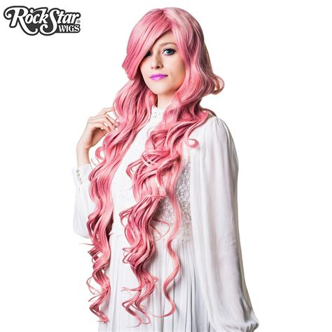 Pre Order Wig Linen Yellow Curly W58342 1 wigs usa curly 90cm 36 quot milkshake pink 00329 dolluxe 174
