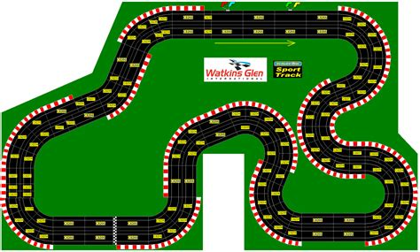 track racing american racing circuits in miniature slot cars slot car track sets