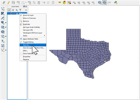 qgis tutorial mango how to remove unwanted regions from your map data