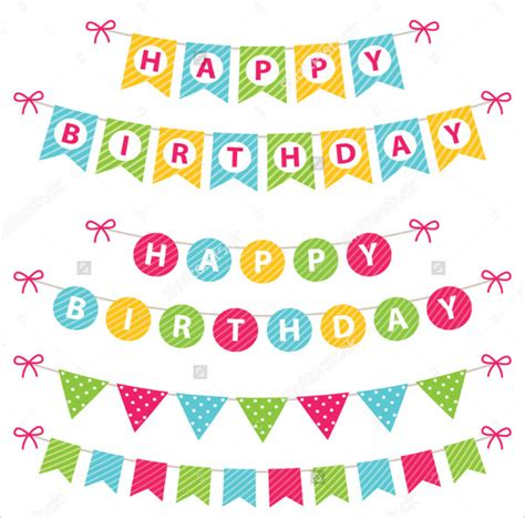 happy birthday banner design hd 23 happy birthday banners free psd vector ai eps
