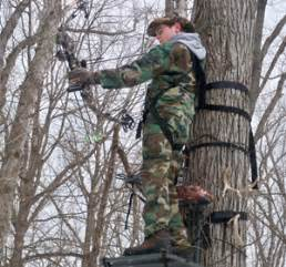 Hunting tree stands for cheap causes of injury to hunters one in
