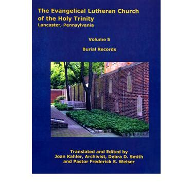 Lancaster Records Lutheran Church Records Lancaster Pennsylvania Vol 5 1744 Masthof