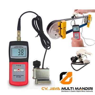 Alat Ukur Ketegangan belt tension tester amtast btt 2880 instrumen uji