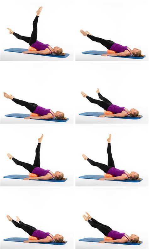 pilates core strengthening exercises   ball ace blog