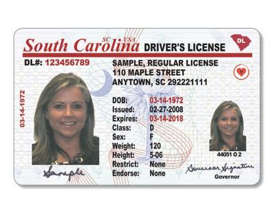 Documents Needed For Sc Drivers License