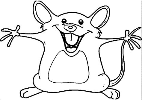 Coloring Page Mouse by Mice Coloring Page Coloring Home