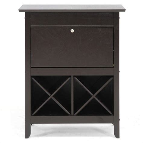 baxton bar and wine cabinet liquor bar cabinets house home