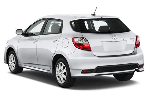 2012 Toyota Matrix Reviews And Rating Motor Trend