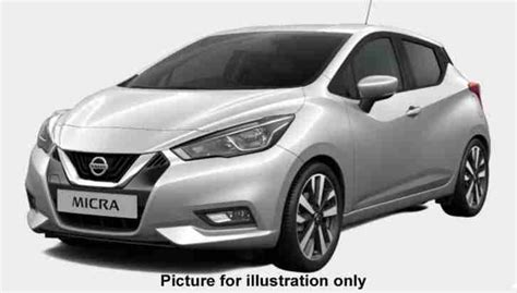 all nissan car nissan all new 2017 model micra tekna ig t90 car for sale