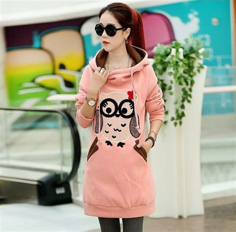 Korean Fashion Accessories Kalung Hello Kunci Glamor aliexpress buy 2015 winter new korean fashion s students hoodies plus velvet