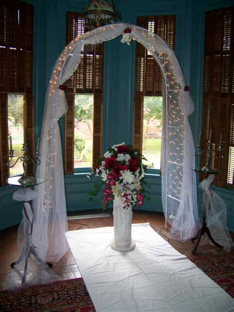 diy wedding altar decorations 301 moved permanently