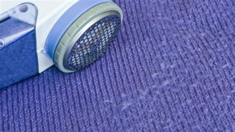 How To Remove Lint Balls From by How To Remove Lint From Clothes With Depiller Machine