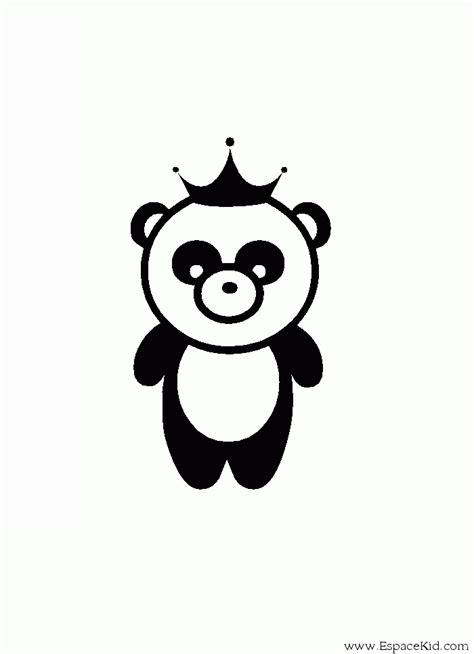 30 Dessins De Coloriage Panda 224 Imprimer