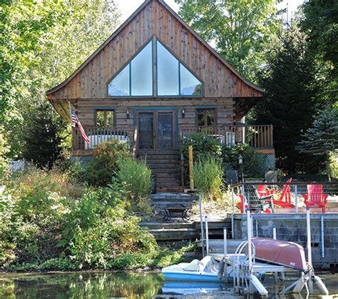 Cooperstown Cabins by Great Catch Cabin Cooperstown Dreams Park Rental