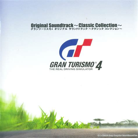 Be Original 4 gran turismo 4 original soundtrack classical collection
