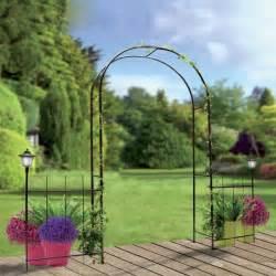 arche de jardin pas cher