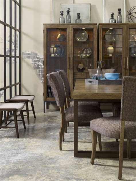 epicenters williamsburg rectangular dining room set from