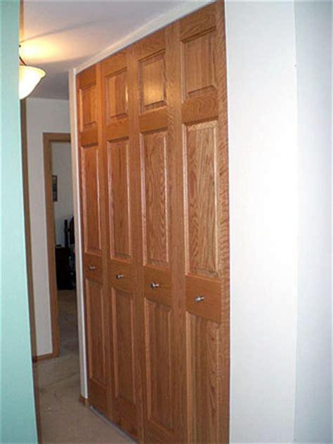 Custom Closet Bifold Doors Bifold Closet Doors 04 Amish Custom Furniture