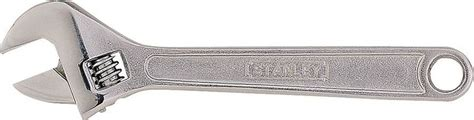 List Molding Chrome 18 Mm Mobil Spin Stanley 87 473 Standard Adjustable Wrench 1 3 8 In 305