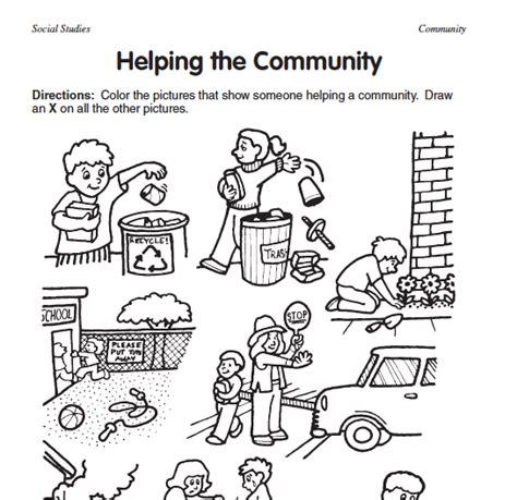 kindergarten activities social studies social studies worksheets for kindergarten free worksheets