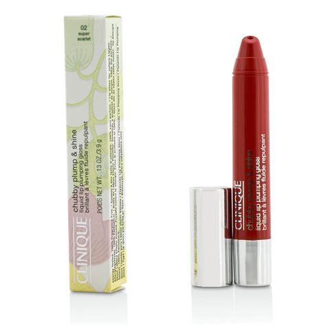 Lip Gloss Clinique plump shine liquid lip plumping gloss 02