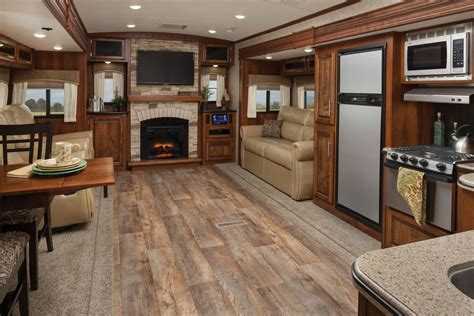 Rockwood 5th Wheel Floor Plans caravanes de luxe eagle 2016 jayco inc