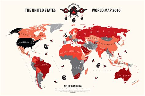 map world according to the angry bureaucrat mapping stereotypes tragicomic maps