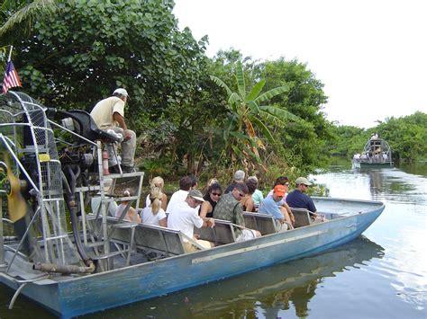 everglades boat tour florida city everglades airboat tour miami boat tour combo
