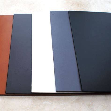 Leather Desk Mat Uk by Uk Roco Verre Thick Real Leather Hide Desk Mats