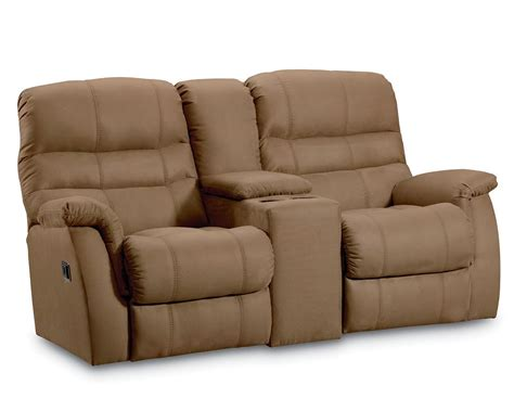 recliner sofa with console uncategorized reclining sofa with console ashley