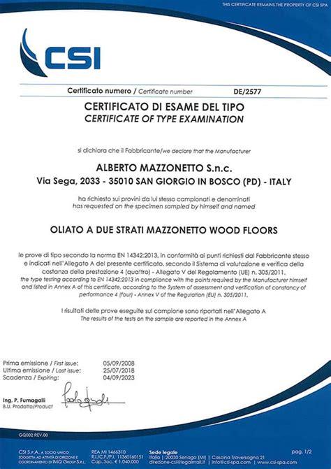 mazzonetto pavimenti in legno i pavimenti in legno con certificazioni europee ed