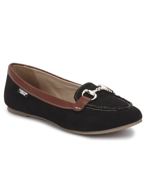carlton black casual shoes price in india buy