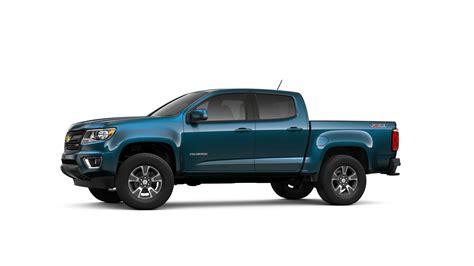 2019 Chevy Colorado by New Pacific Blue Metallic Color For 2019 Chevy Colorado