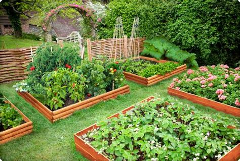 Beautiful Small Garden In Home Raised Bed Beautiful Small Home Gardens 99