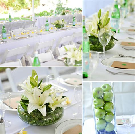 Lime Green Wedding Cake Ideas And Designs Lime Green Centerpieces