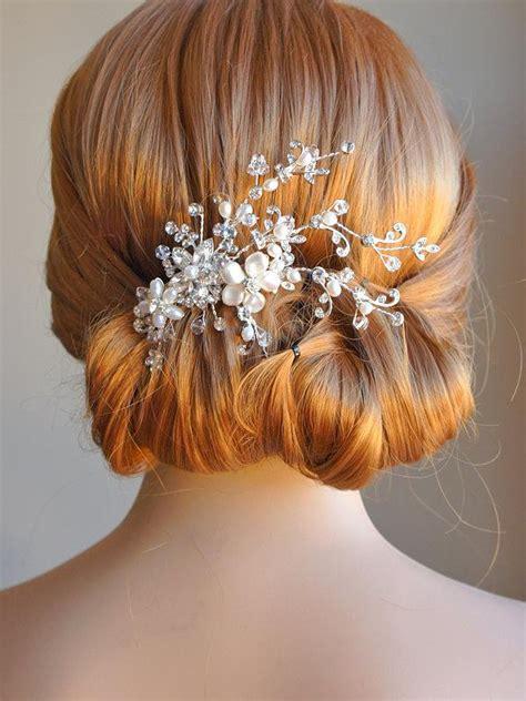 Wedding Hair Accessories Swarovski by Bridal Hair Accessories Wedding Hair Comb