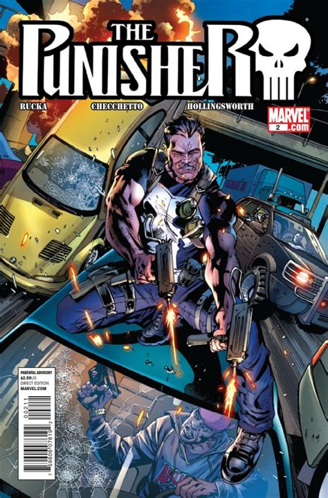 hottest comic book artists the punisher 2