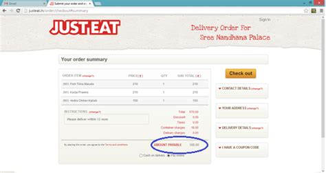 discount vouchers just eat cook like priya siddu buzz online