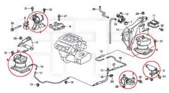 2001 Honda Accord Motor Mount 2001 Honda Accord Motor Mount Diagram Car Interior Design