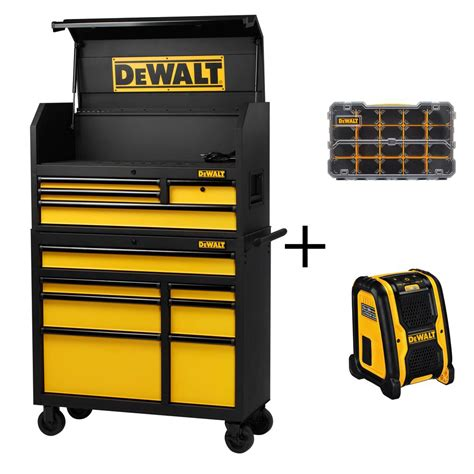 11 Drawer Tool Chest by Dewalt 40 In 11 Drawer Tool Chest And Rolling Tool