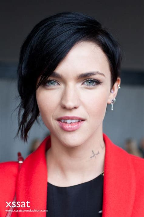 ruby rose before after haircuts 210 best pixie images on pinterest hair cut hair dos
