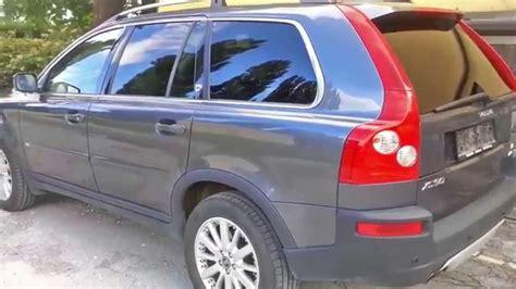 how to work on cars 2006 volvo xc90 regenerative braking 2006 volvo xc90 4 4 v8 awd executive hd youtube