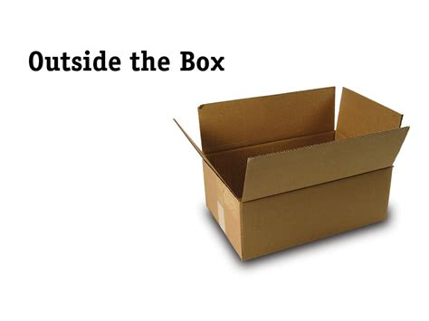 outside the box a outside the box ben reed