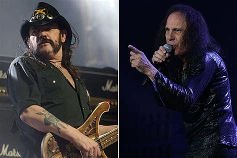 lemmy biography movie hear motorhead s ronnie james dio tribute album track