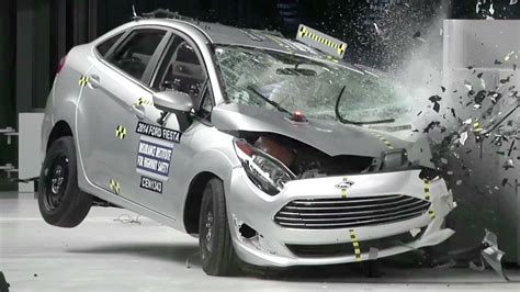 Auto Test by Tiny Cars Flunk Crash Test Personal Finance