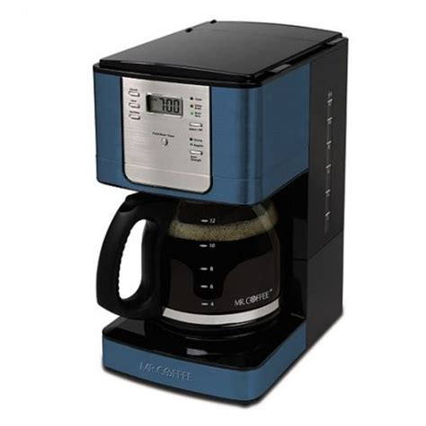 Mr. Coffee 12 Cup Programmable Coffee Maker Only $21.99