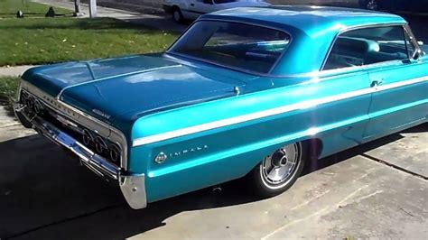 1964 impala for sale in california 1964 impala ss for sale california pt6
